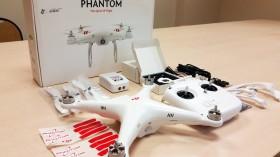 Demonte halde Phantom FC40