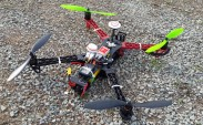 Alien 500 quadcopter