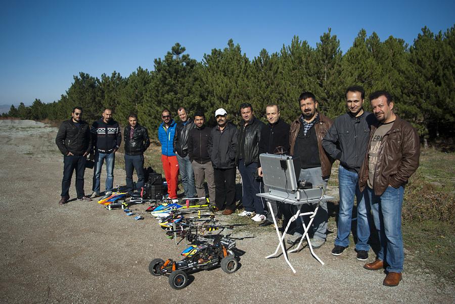 Ankara ekibimizin bir kısmı