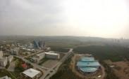 Beytepe kampüsü havadan