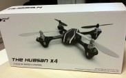 Hubsan X4 H107L Quadcopter kutu