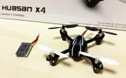 Hubsan X4 H107L Quadcopter şarj cihazı