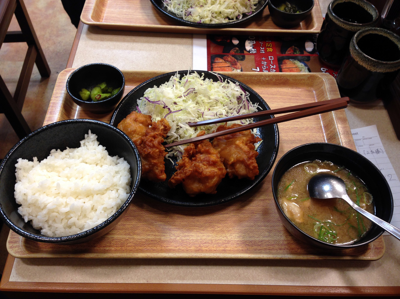 Geleneksel Japon yemeklerinden Torikatsu