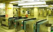 Tokyo metro turnikeleri