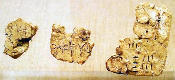 Linear A Yazısı