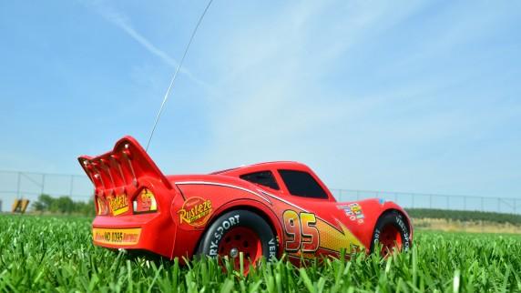 Lightning McQueen arkadan