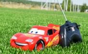 Lightning McQueen kumandasıyla