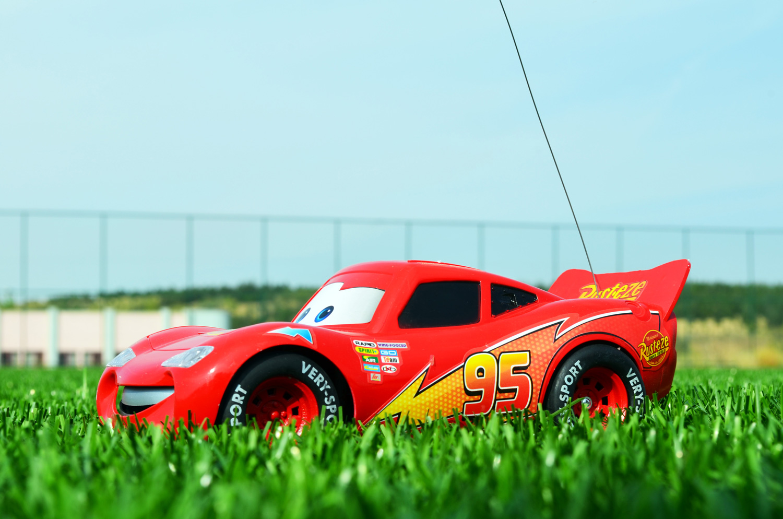 Lightning McQueen yandan