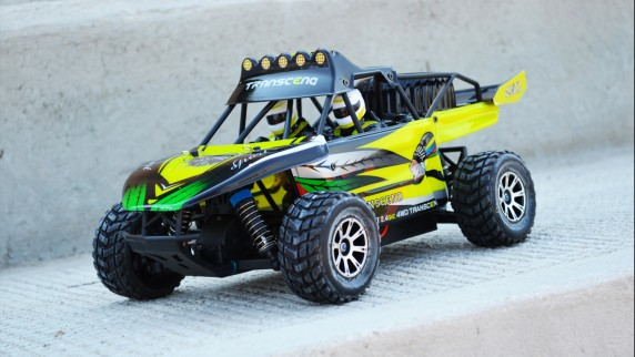 WLtoys K929 RC araba