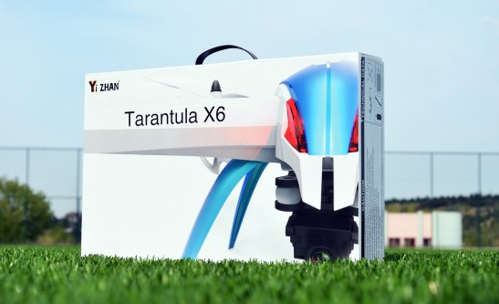 Yi Zhan Tarantula X6 ve kutusu