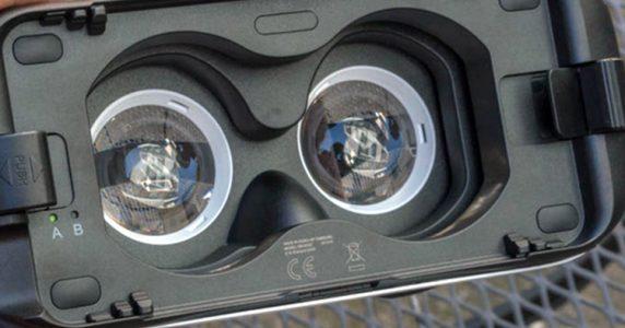 Samsung Gear VR lensleri