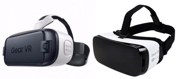 Samsung Gear VR sürümleri