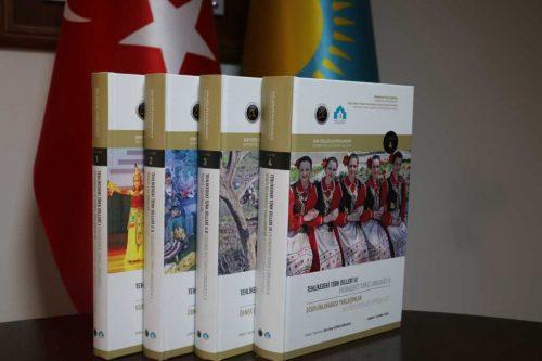 Tehlikedeki Türk Dilleri El Kitabı