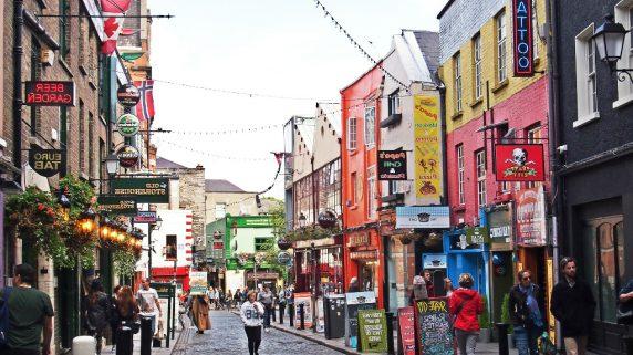 İrlanda Sokakları