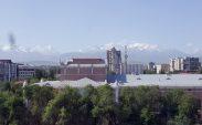 Bişkek'ten Tanrı Dağları