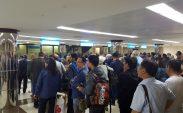 Moğolistan pasaport kontrol sırası