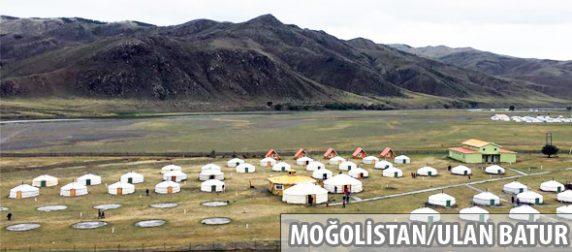 Moğolistan gezilecek yerler