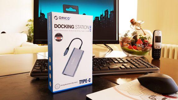 Orico USB Type-C Çoklayıcı