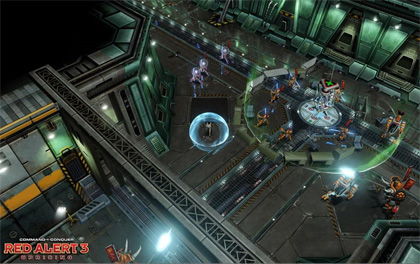 Command and Conquer Red Alert 3: Uprising