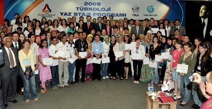 2009 Türkoloji Yaz Stajı Projesi