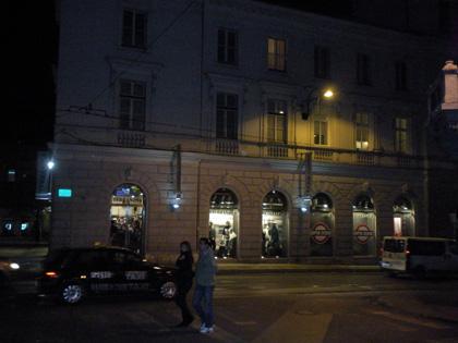 Bir Saraybosna akşamı
