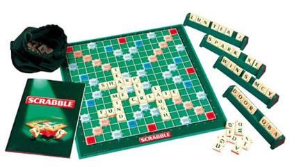 Scrabble'ın günümüzdeki sürümü