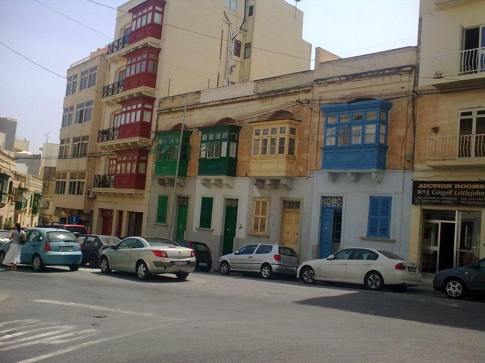Malta evleri