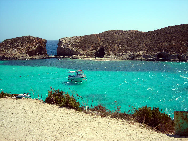 Comino ve Blue Lagoon