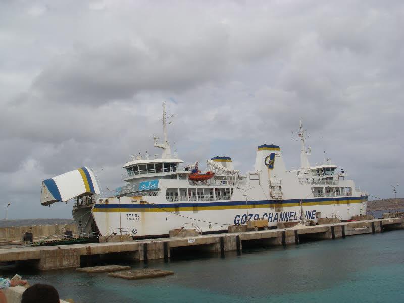 Gozo Feribotu - Gozo Channel Line