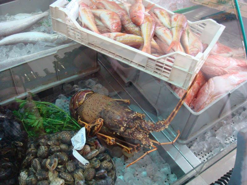 Deniz ürünlerinden