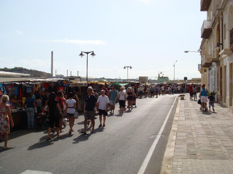 Marsaxlokk Pazarı