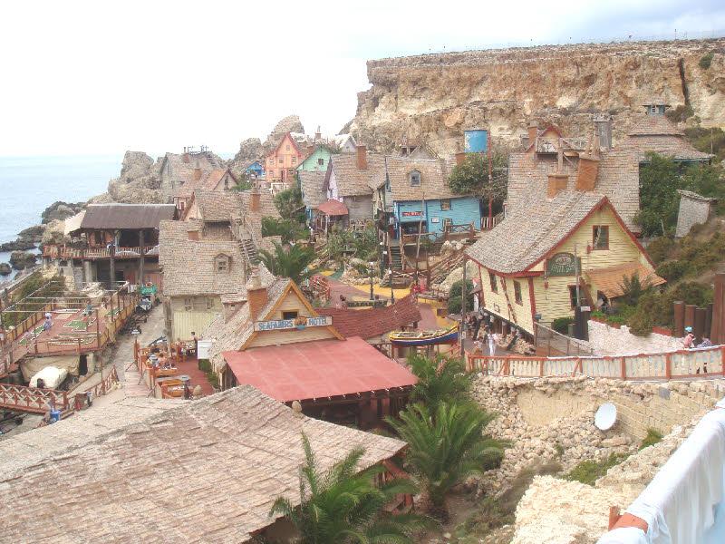 Popeye Village - Temel Reis Köyü