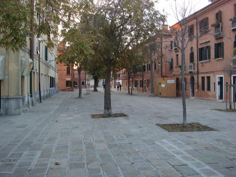 Murano sokakları