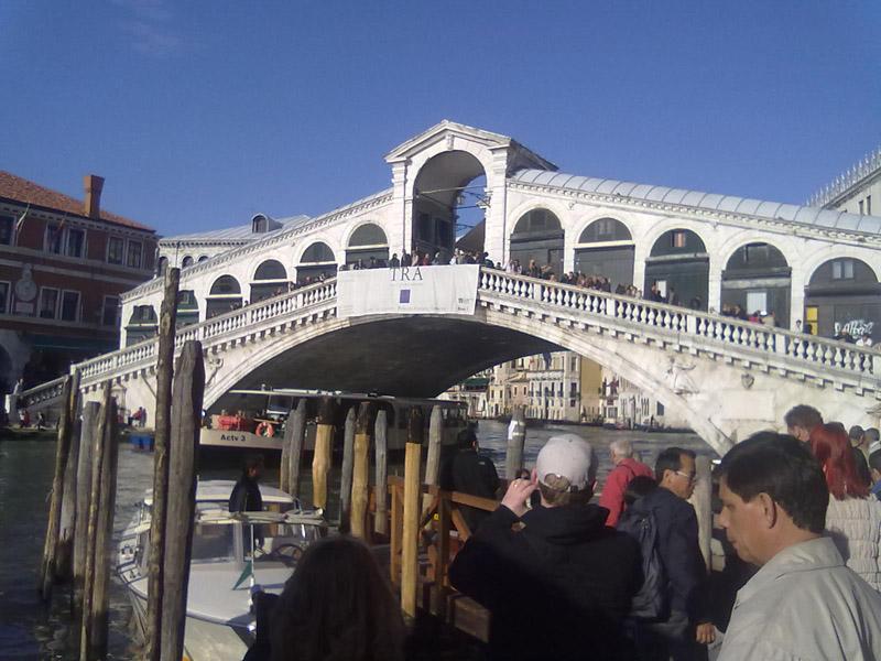 Ponte di Rialto - Rialto Köprüsü