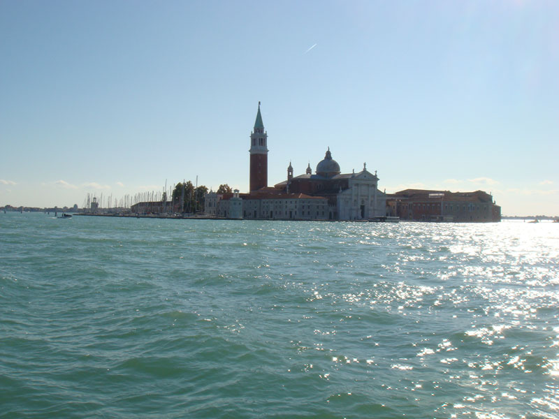 San Giorgio Maggiore adası