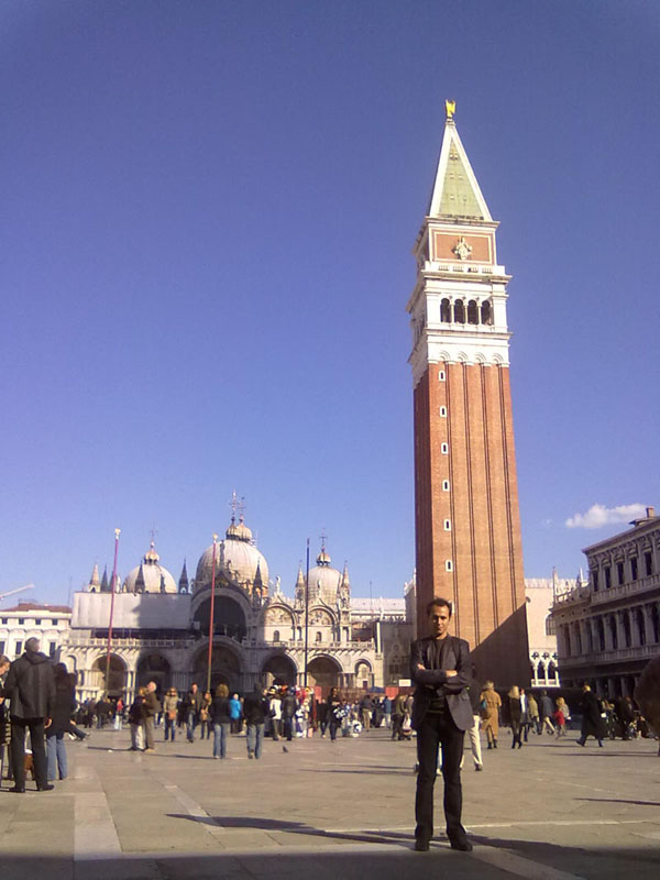 San Marco Meydanı ve Kulesi