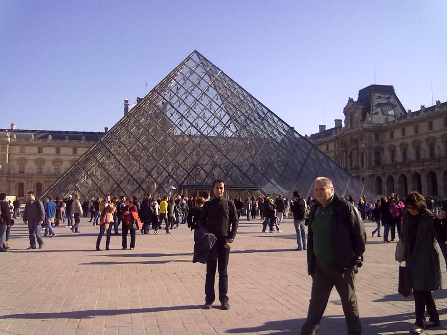 Louvre Piramidi