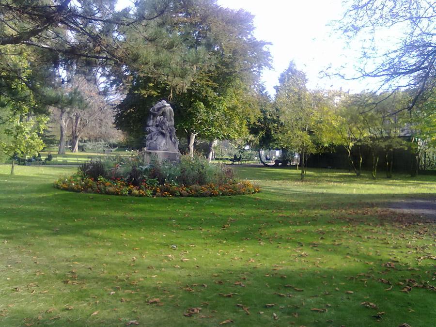 Lüksemburg Bahçesi