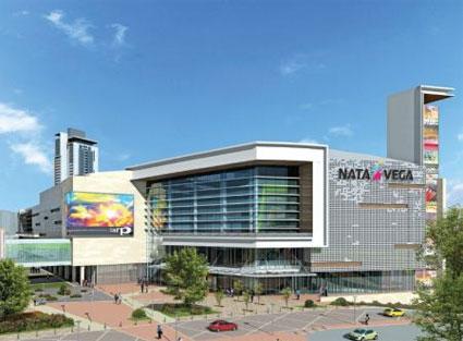 NATA Vega Alışveriş Merkezinden bir kare