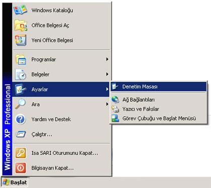 Windows'a yazı tipi (font) yükleme işlemi